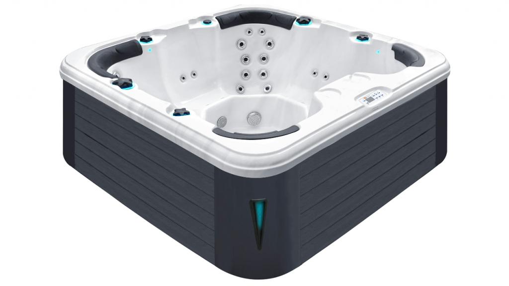 rewind Hot tub